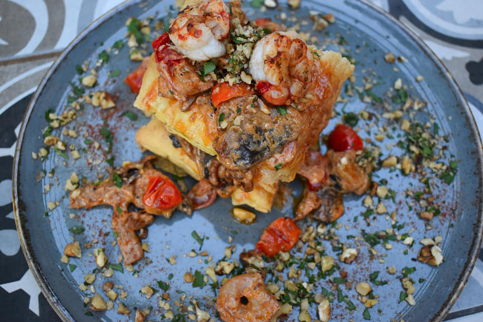 Bouyata Restaurant in arillas