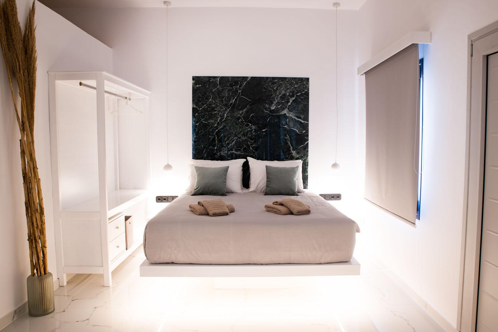 Honeymoon suite in Corfu Arillas 12