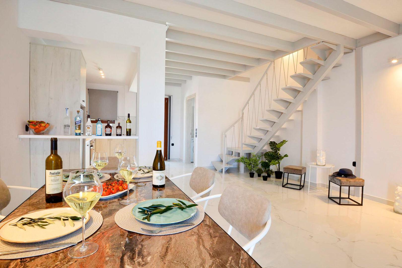 Marblo maisonette in Corfu Arillas