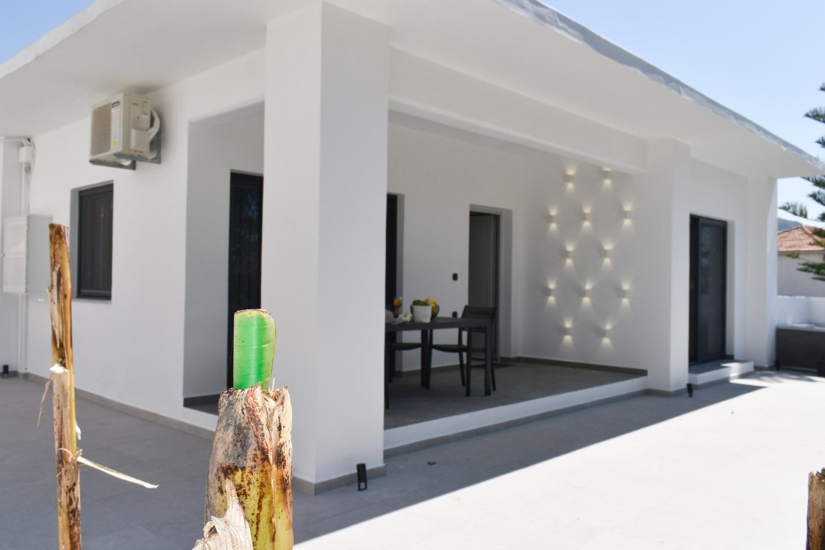Villa in Corfu Arillas
